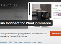 Genesis Connect for WooCommerce plugin